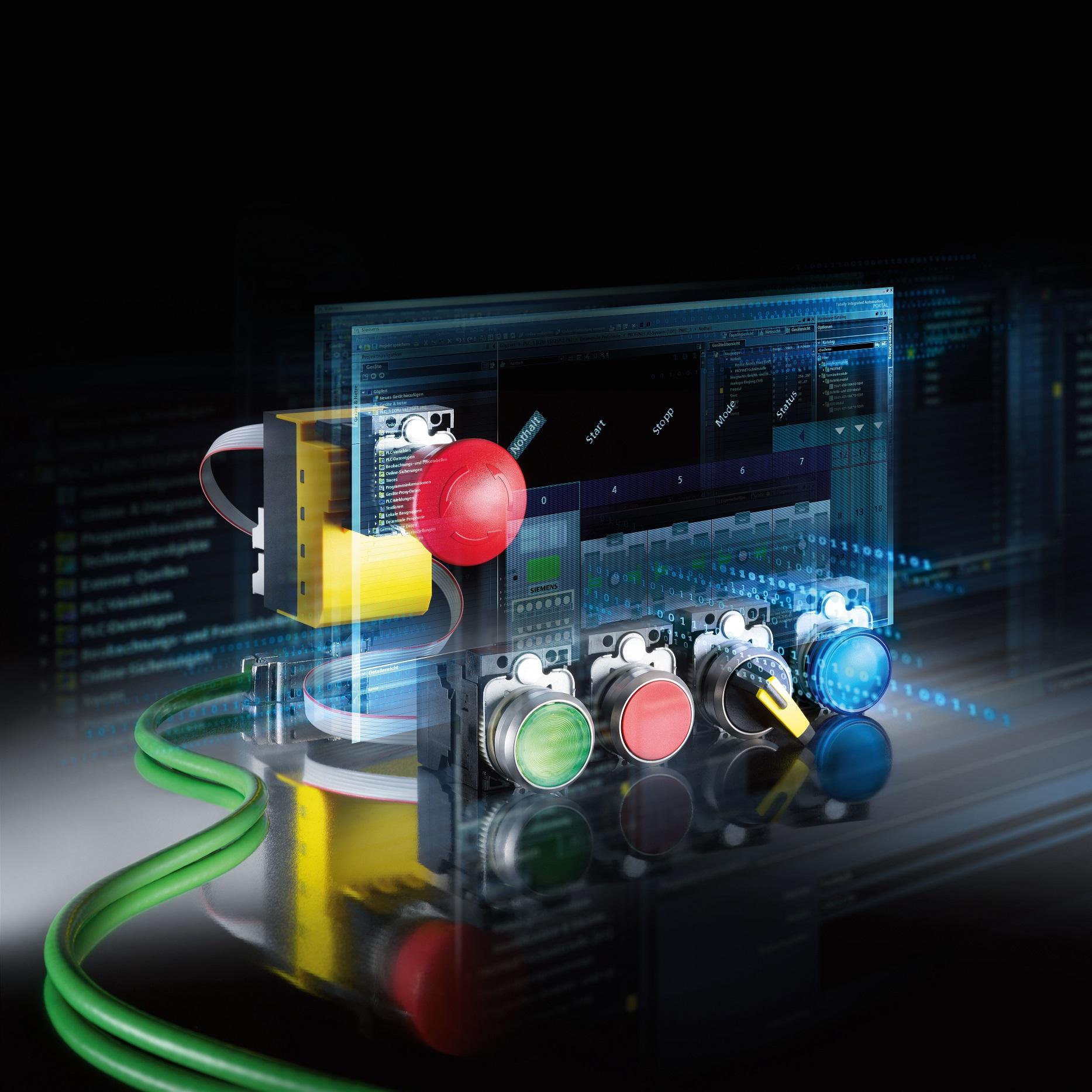 Schemi Elettrici Rs : Collaborazione rs components siemens
